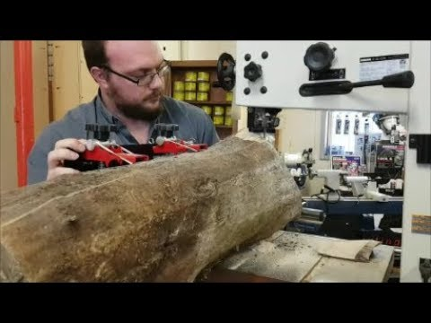 Pushing The Size Limits With The Little Ripper! How Big Can The Bandsaw Handle? EthAnswers