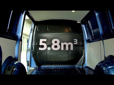 The New Volkswagen Transporter Range | Volkswagen Commercial Vehicles