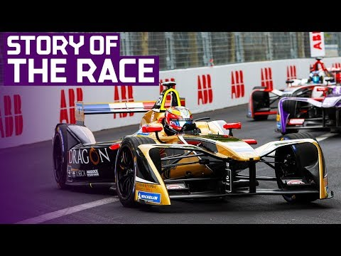 Story of the Race: 2018 Qatar Airways Paris E-Prix | ABB Formula E