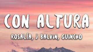 Rosala J Balvin Con Altura Letra Lyrics.mp3