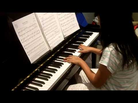 ABRSM Piano 2011-2012 Grade 3 C:3 C3 Mitchell Both Sides Now by SK