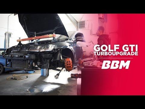 BOOST! | Golf 7 GTI Turboupgrade By BBM