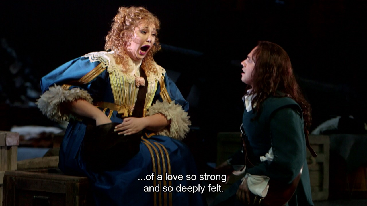 Cyrano de Bergerac: Act IV Excerpt