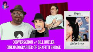 Bill Butler Shares Memories of Working w/ Prince