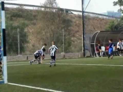 CARTAGENA FC 8 - 4 E.F. SANTA ANA