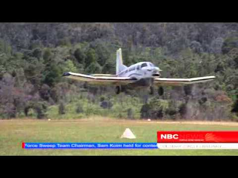 NBC News - PNGDF signs agreement