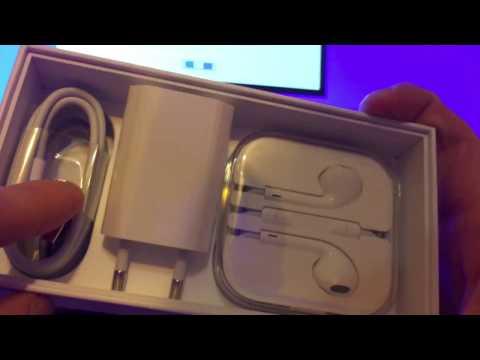 Распаковка Iphone SE купленного в Связном. Скорее всего коробок вскрывали перед продажей.