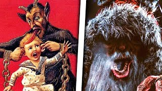 The Messed Up Origins of Krampus | Fables Explained - Jon Solo