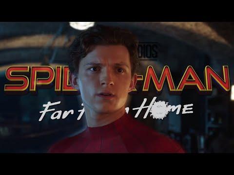 Reaction   Трейлер #2 «Человек-Паук: Вдали от Дома/Spider-Man: Far From Home»