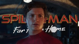 Reaction | Трейлер #2 «Человек-Паук: Вдали от Дома/Spider-Man: Far From Home»
