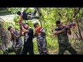 Hihahe Nerf War: Episode 3 - Martial Arts Nerf Guns Mafia Group