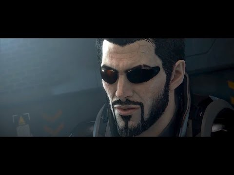 Deus Ex: Mankind Divided - Adam Jensen 2.0 Gameplay Trailer (Deus Ex Mankind Divided Gameplay)