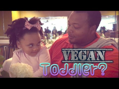 Vegan Toddler? Montgomery Weekly Vlog #45