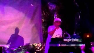 How Can I Love You, Diggin, Todos Mis Dias-MC Magic (live)
