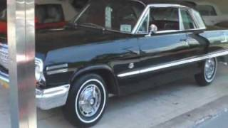 1963 Impala 409 SS 4 Speed Car For Sale!