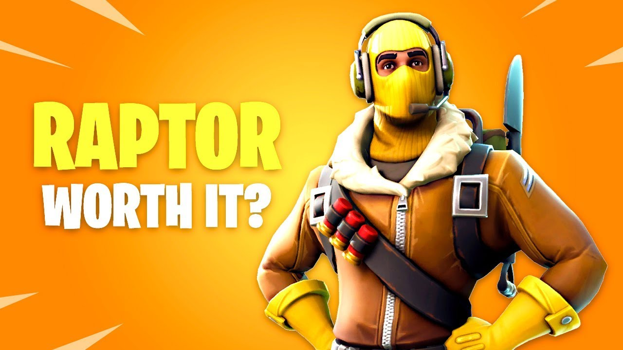 Is Raptor Skin Worth It Fortnite Battle Royale Daily Items Update