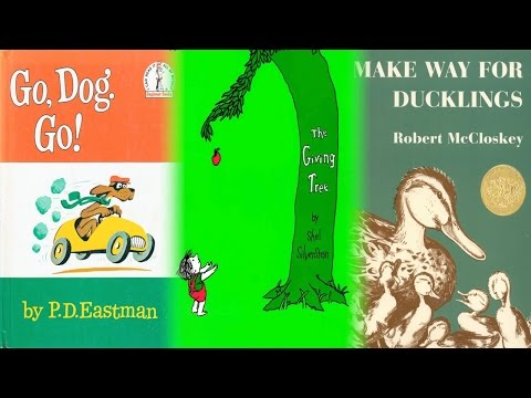 Top 10 Illustrated Children's Books