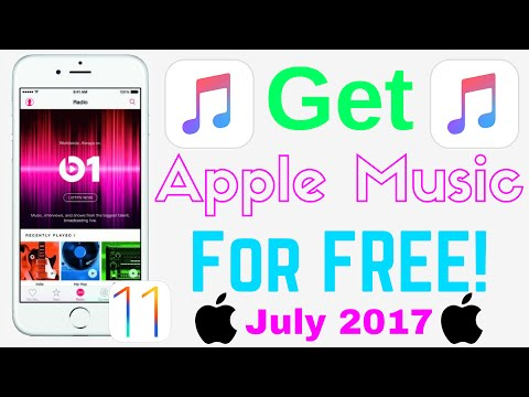 How To Get Apple Music For FREE (July 2017)