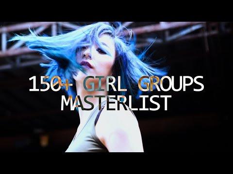 150+ K-Pop GIRL GROUPS [Masterlist] APRIL 2017