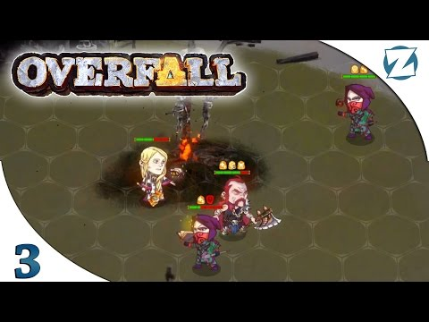 Overfall Gameplay - Ep 3 - Outnumbered (Let's Play)