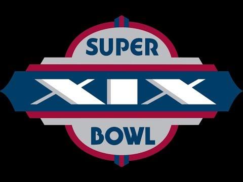 Madden NFL 18  SuperBowl XIX (19)  Miami Dolphins SanFrancisco 49ers