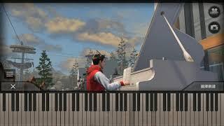 明日之後 鋼琴演奏   風中有朵雨做的雲