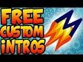 YouTube Turbo How To Make FREE Custom Intros (EASY)