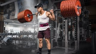 MAXING OUT: New Squat, Bench & Deadlift PRs!! (How To Peak For A HUGE Lift)