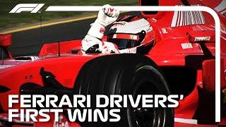 First Wins For Ferrari