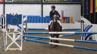 Hugh Davies. Bale. Scottish Home Pony International. 2.8.2015.