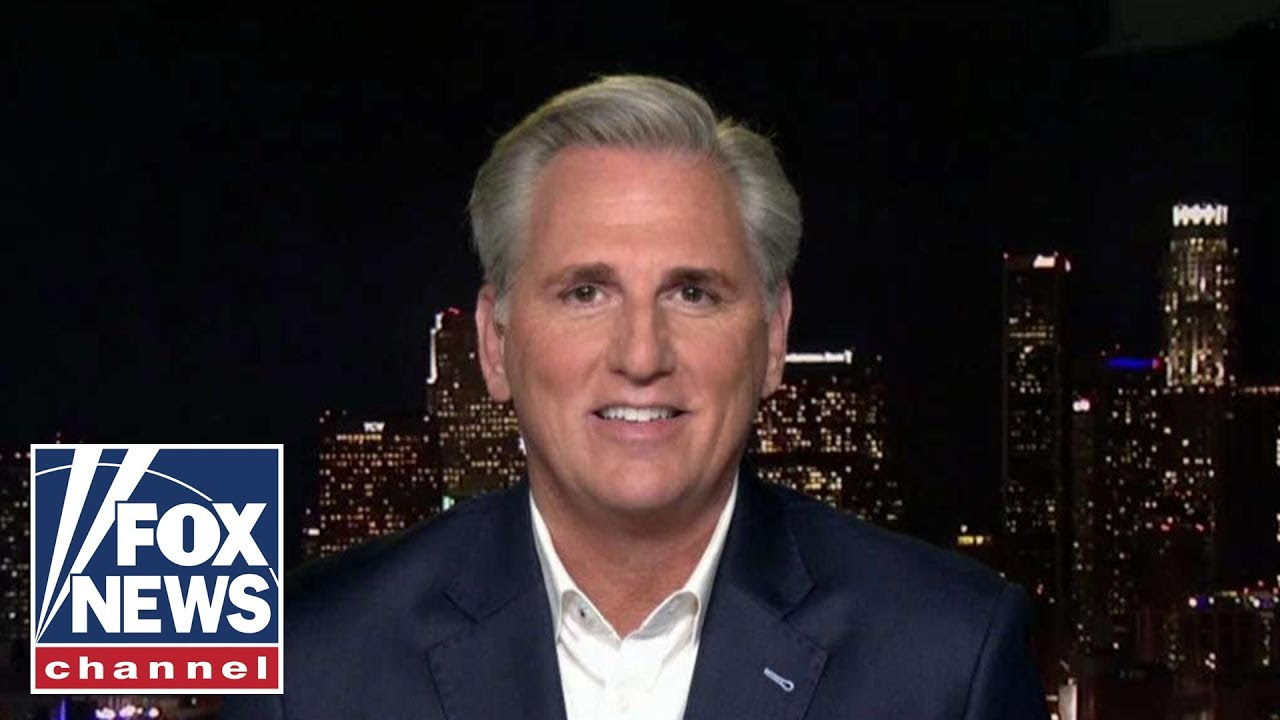 FOX News Dems will stop at nothing: Kevin McCarthy on impeachment inquiry