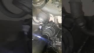 Problème fuite huile turbo compresseur sur cardan GOLF 4