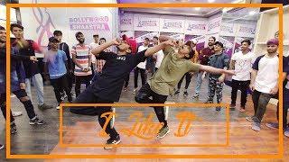 I Like It | Cardi B, Bad Bunny & J Balvin | Kartik Raja Choreography | Ft. Ajay Shetty Video