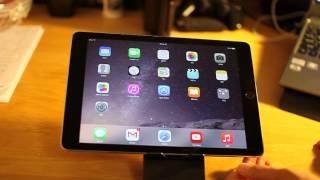 애플 아이패드 에어 2 리뷰