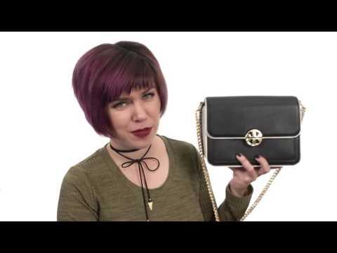 ce89dcd7f32d Tory Burch Duet Chain Convertible Shoulder Bag Sku 8814703 - YT