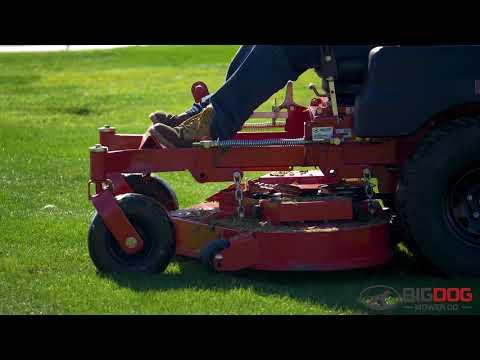 BigDog® Mower Co.| Power & Simplicity