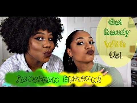 💕 Get Ready With Us w/ LovelyAnneka 💕 JAMAICAN EDITION!