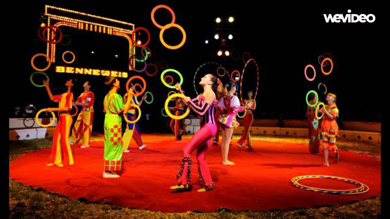Скачать звуки в цирке