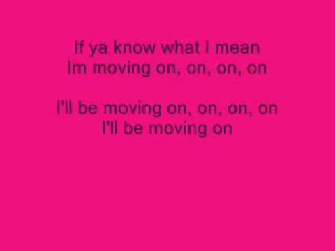 MYA- MOViNG ON with Lyrics