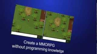 RPG Creator : Create your MMORPG without programming knowledge