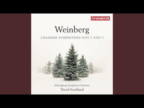 Chamber Symphony No. 3, Op. 151: I. Lento
