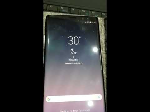 Note 8 To Korean International N950n amp; Fix Model U3 Convert Done