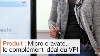 Micro cravate sans fil Speechi