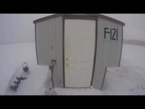 Ice Fishing For Lake Trout In Interior Alaska