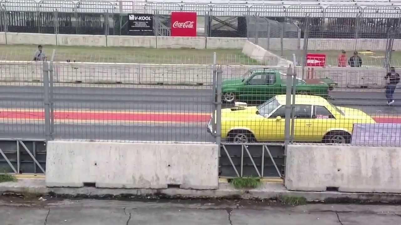 Impresionante Carrera Cuarto De Milla 1/4 mile Drag Racing De Los Mejores  Videos Del Mundo Te Best 1