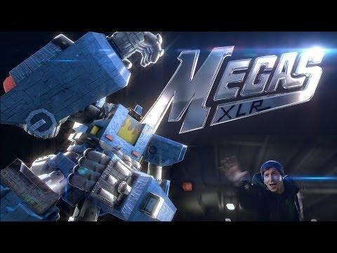 Megas XLR Live Action Teaser