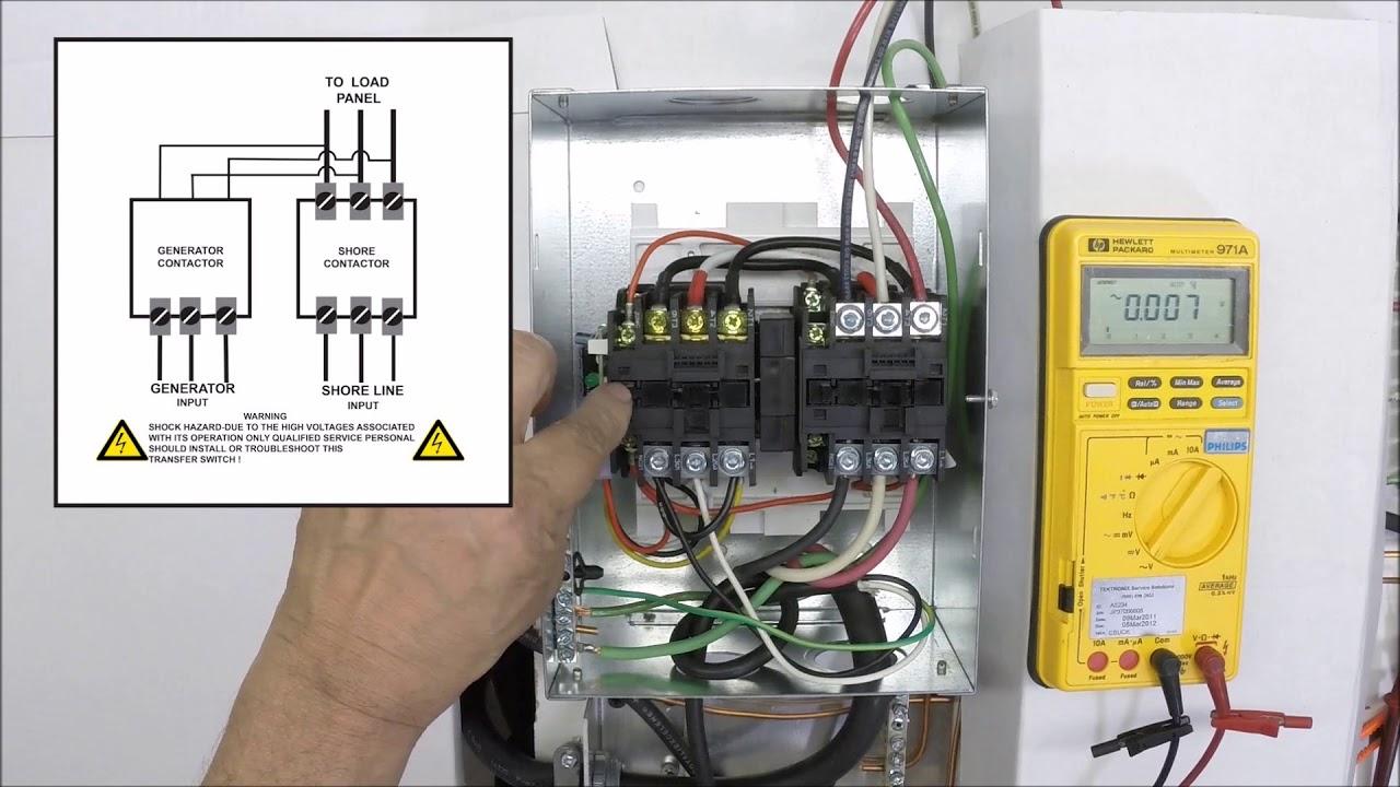 Progressive Dynamics Pd52 Transfer Switch