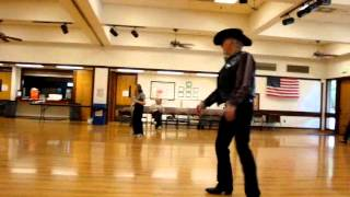 Four Star Boogie ( Line Dance ) With Music.wmv