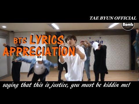 BTS MEANINGFUL LYRICS IN BTS SONGS#1