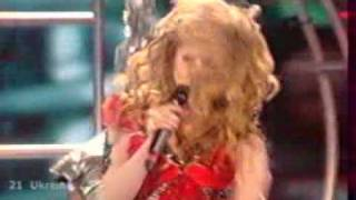 Sv Loboda Be My Valentine Anti Crisis Girl Evrovidenie 2009 FINAL